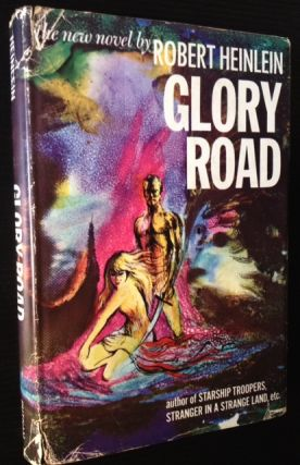 Glory Road. Robert Heinlein