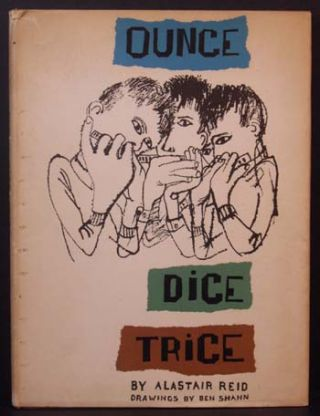 Ounce Dice Trice (Review Copy). Alastair Reid