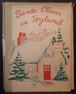 Santa Claus in Toyland