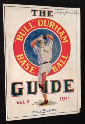"The ""Bull"" Durham Baseball Guide (1911"