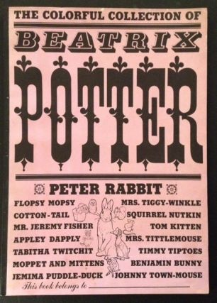 The Colorful Collection of Beatrix Potter