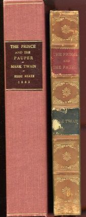 The Prince and the Pauper: A Tale for Young People of All Ages. Mark Twain