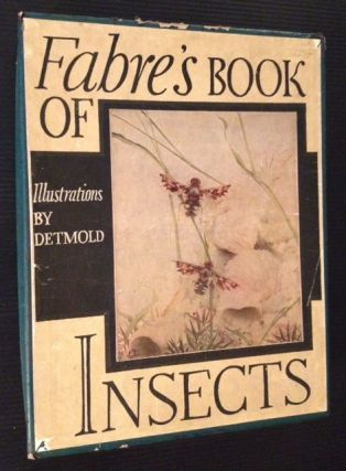 Fabre's Book of Insects (in the Original Box