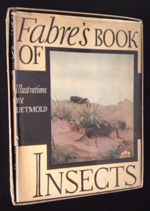 Fabre's Book of Insects (in the Original Box)