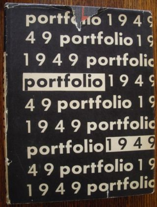 Portfolio 1949 (RISD Yearbook