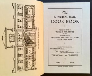 The Memorial Hall Cook Book