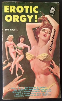 Erotic Orgy. George H. Smith