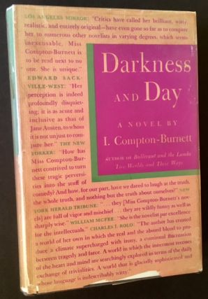 Darkness and Day. Ivy Compton-Burnett