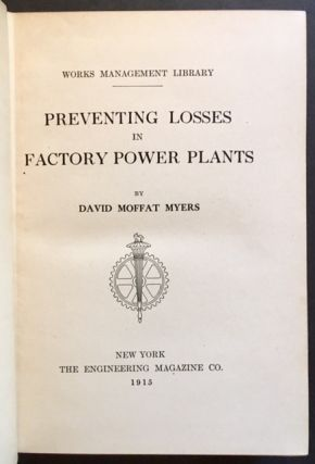 Preventing Losses in Factory Power Plants