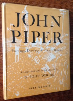 John Piper: Paintings, Drawings & Theatre Designs 1932-1954