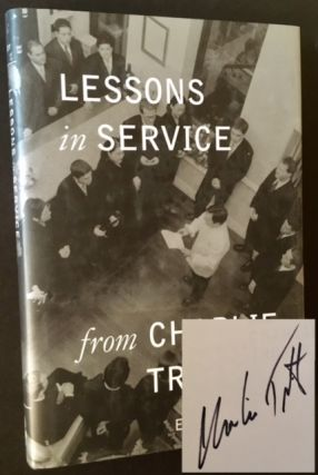 Lessons in Service from Charlie Trotter. Edmund Lawler