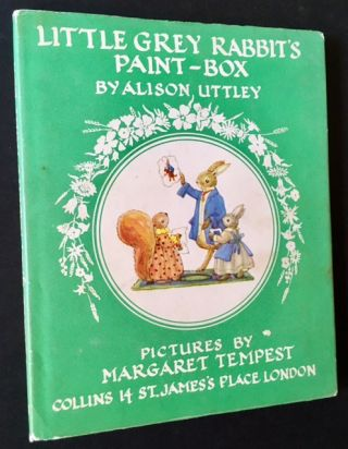 Little Grey Rabbit's Paint-Box. Alison Uttley.