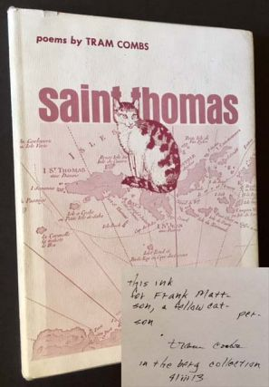 Saint Thomas: Poems. Tram Combs